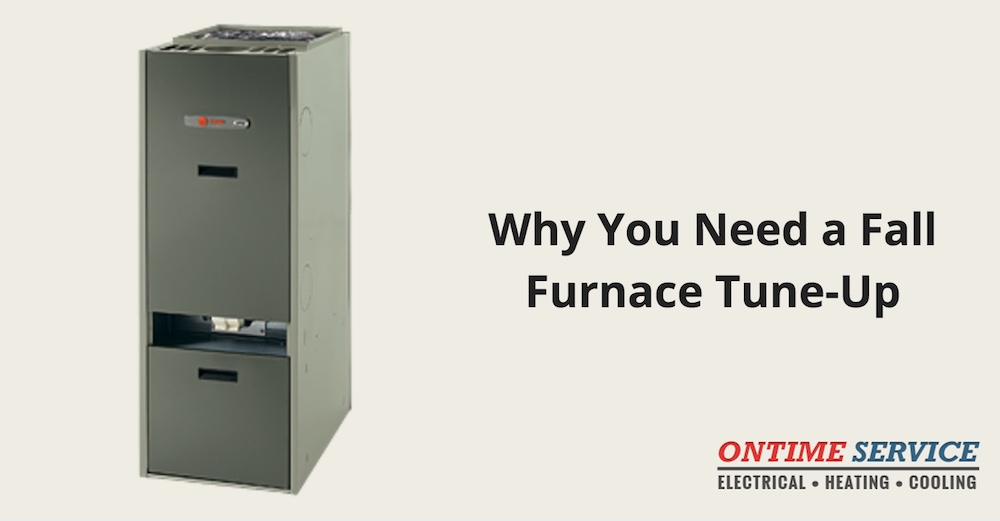 fall furnace tune up