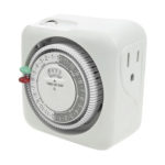 4 Types of Electric Timers and Light Controls