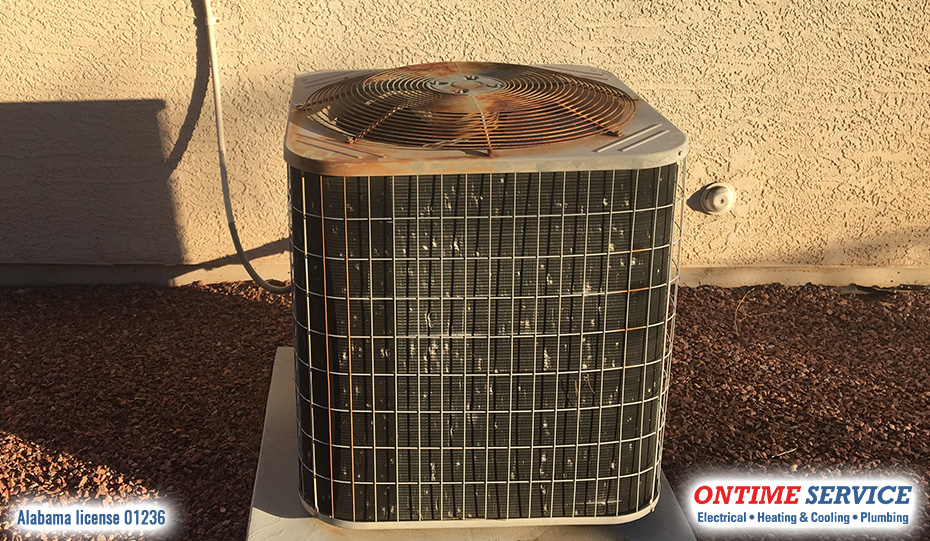 6 Signs of Air Conditioner Failure - OnTime Service