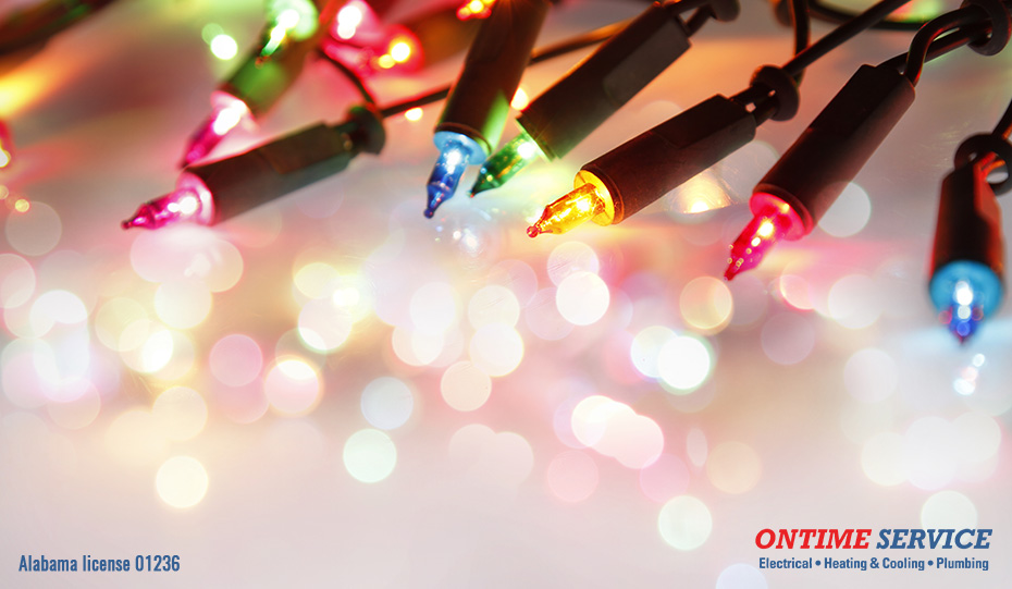 Are Your Christmas Lights Overloading the Circuit?