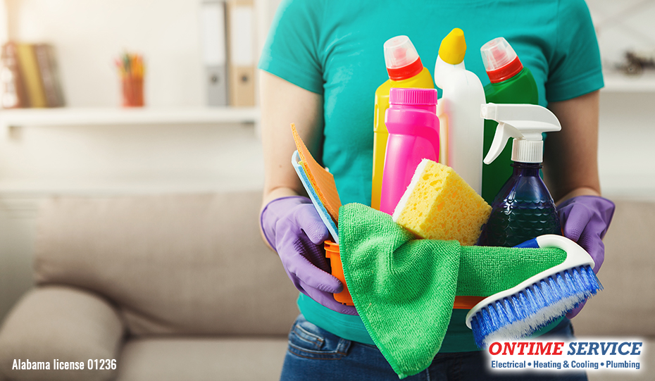 Cleaning and Indoor Air Quality Tips for Asthma and Allergies | Allergy/Asthma Awareness Month