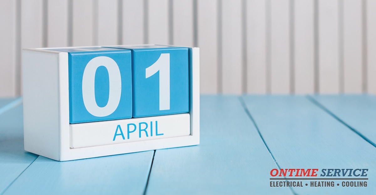 home energy efficiency myths and falsehoods - April fools' day