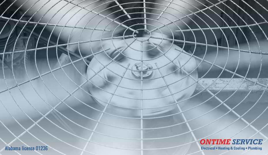 5 Main Parts of an Air Conditioner and What They Do - OnTime