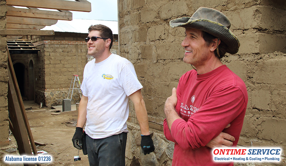 OnTime Helps Good Shepherd Construct Home for Orphans in Guatemala