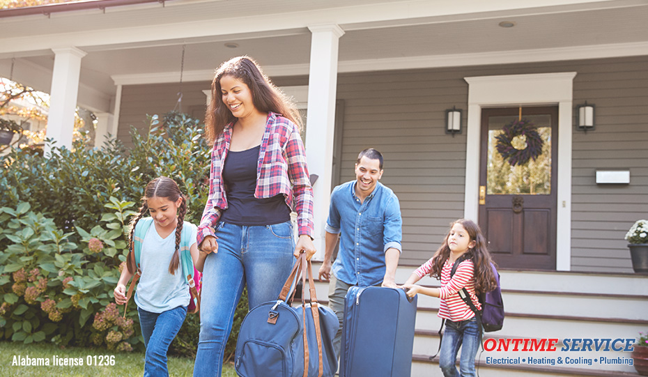 Pre-Vacation Checklist for Homeowners | Inside and Outside the Home