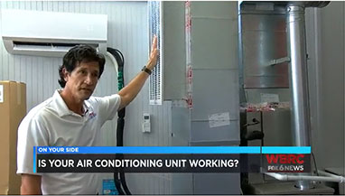 is your air conditioning unit working correctly